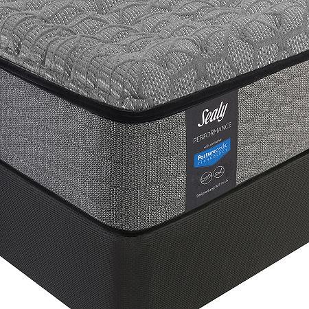 Sealy Posturepedic Humbolt Ltd Firm Tight Top - Mattress + Box Spring, One Size , White