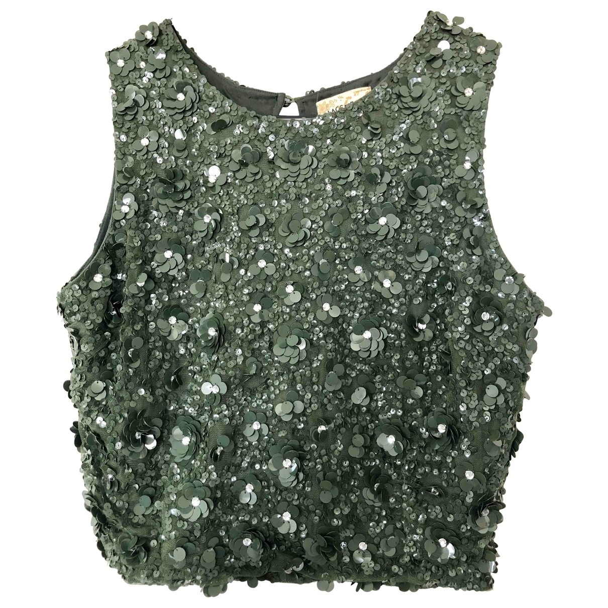- Top   pour femme - vert