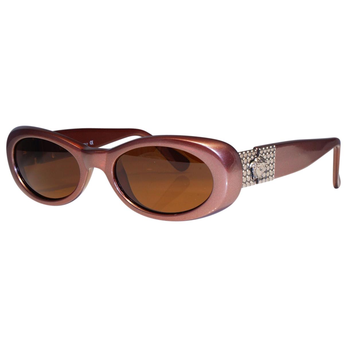 Gianni Versace - Lunettes   pour femme - rose