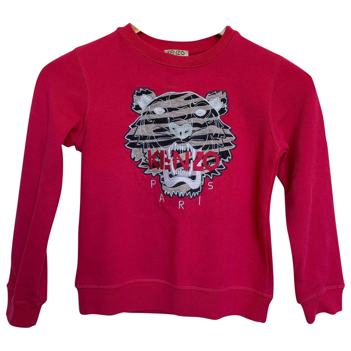 Kenzo \N Pink Cotton Knitwear for Kids 8 years - up to 128cm FR
