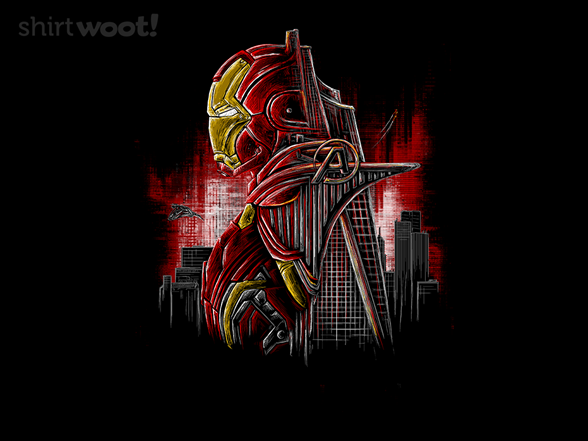 The Iron Tower T Shirt