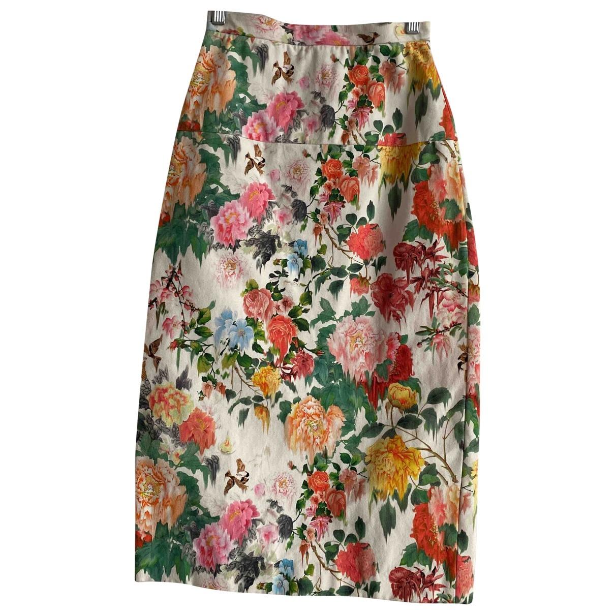 Eudon Choi \N Red skirt for Women 42 IT