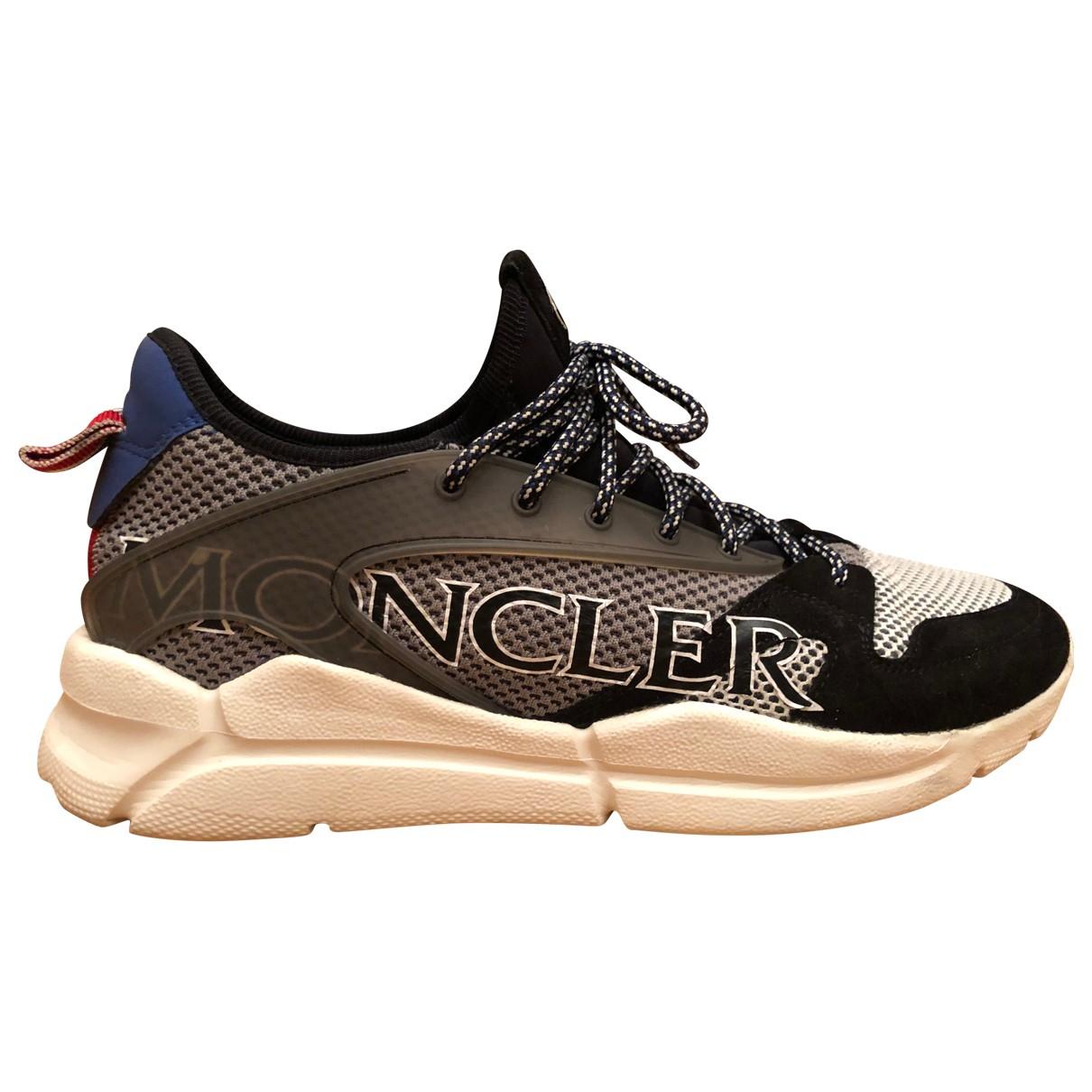 Moncler \N Sneakers Grau