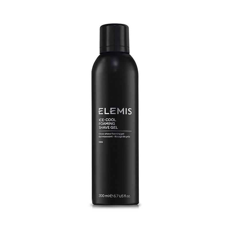 ELEMIS MEN | ICE-COOL FOAMING SHAVE GEL (200 ml / 6.7 fl oz)