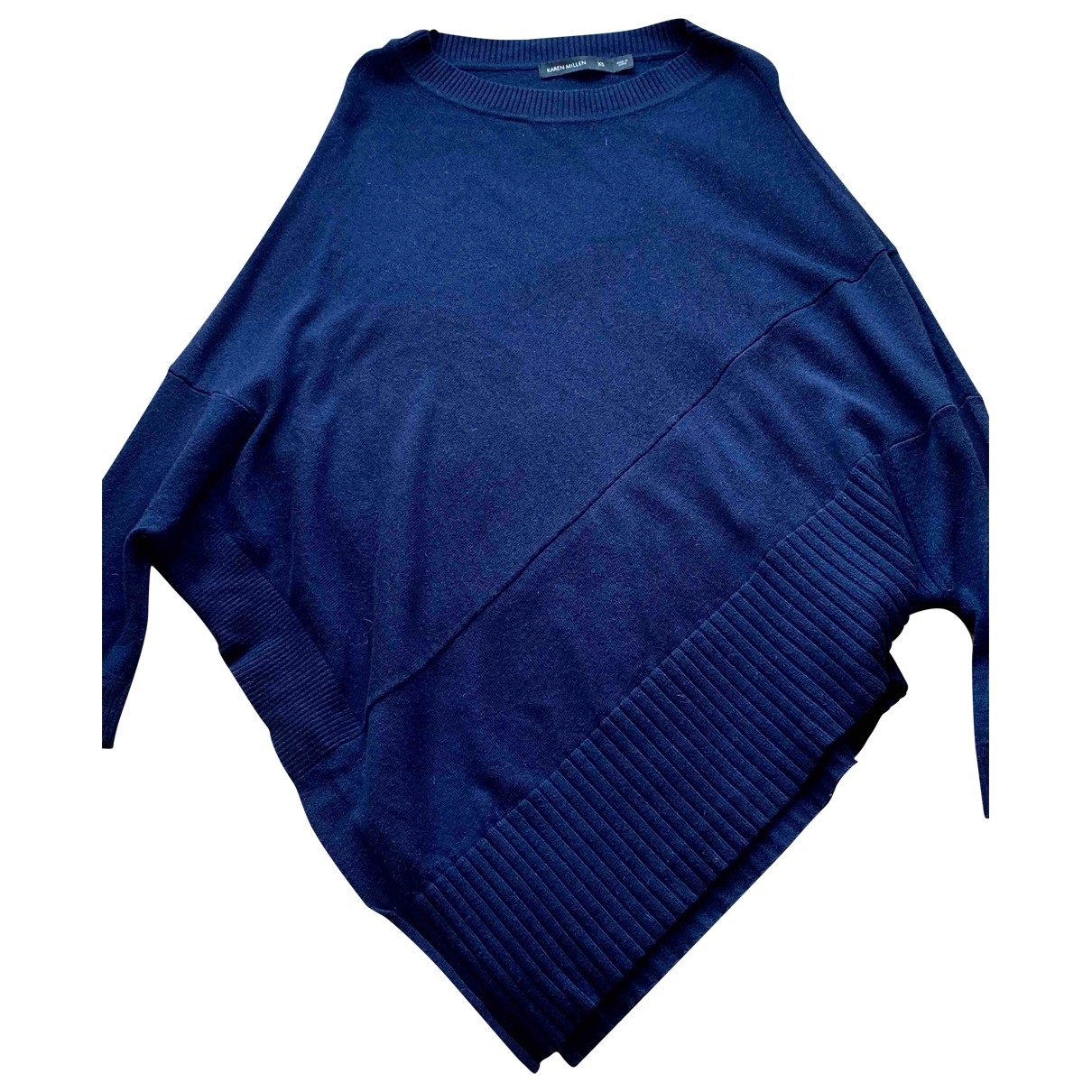 Karen Millen \N Navy Wool Knitwear for Women XS International