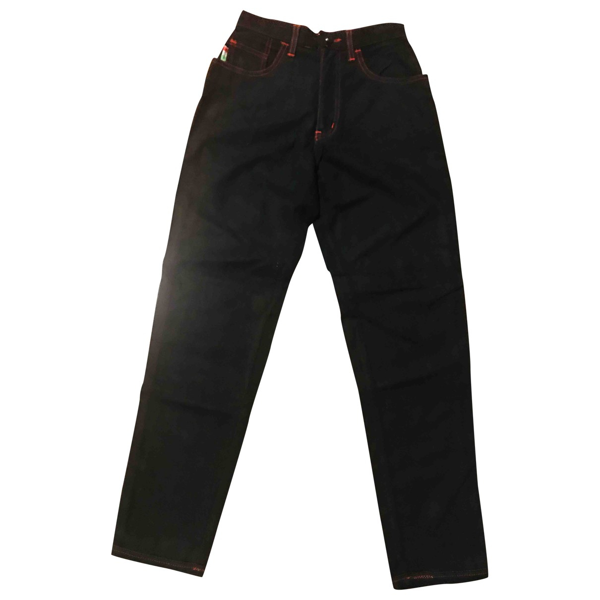 Moschino - Pantalon   pour femme - noir