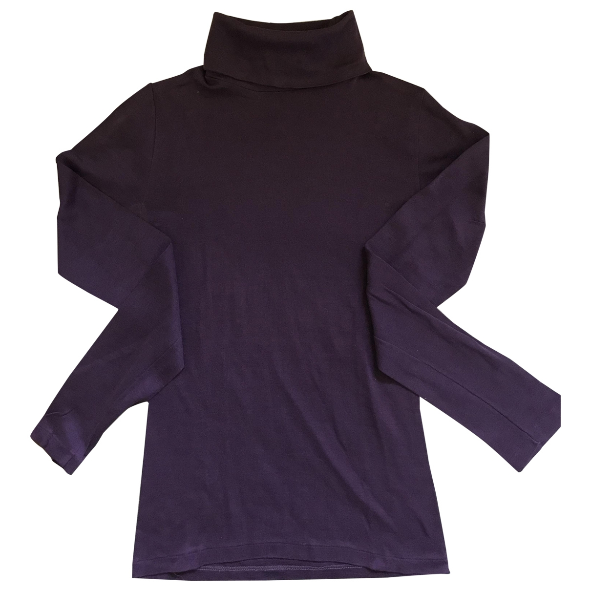 Vanessa Bruno - Pull   pour femme en coton - violet