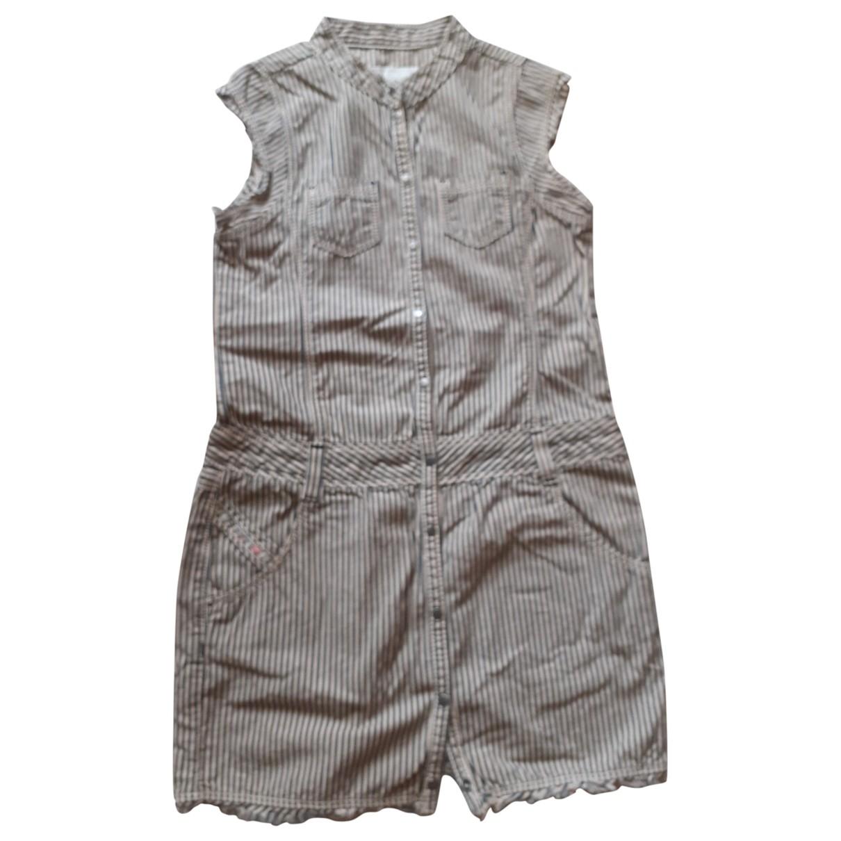 Mini vestido Diesel