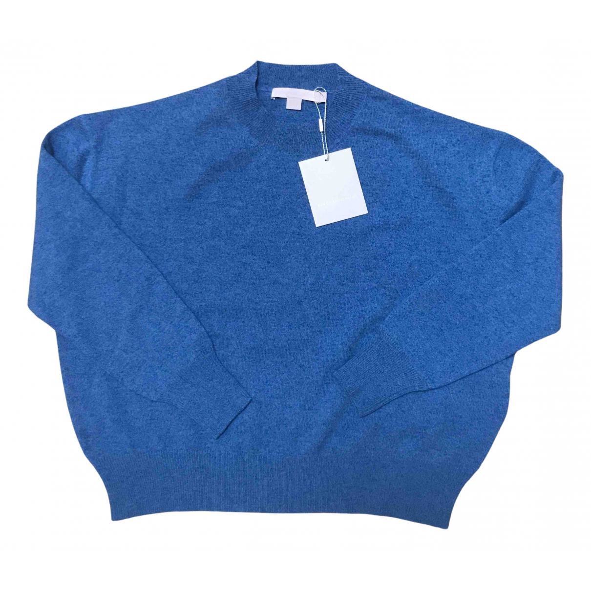 Brock Collection - Pull   pour femme en laine - turquoise