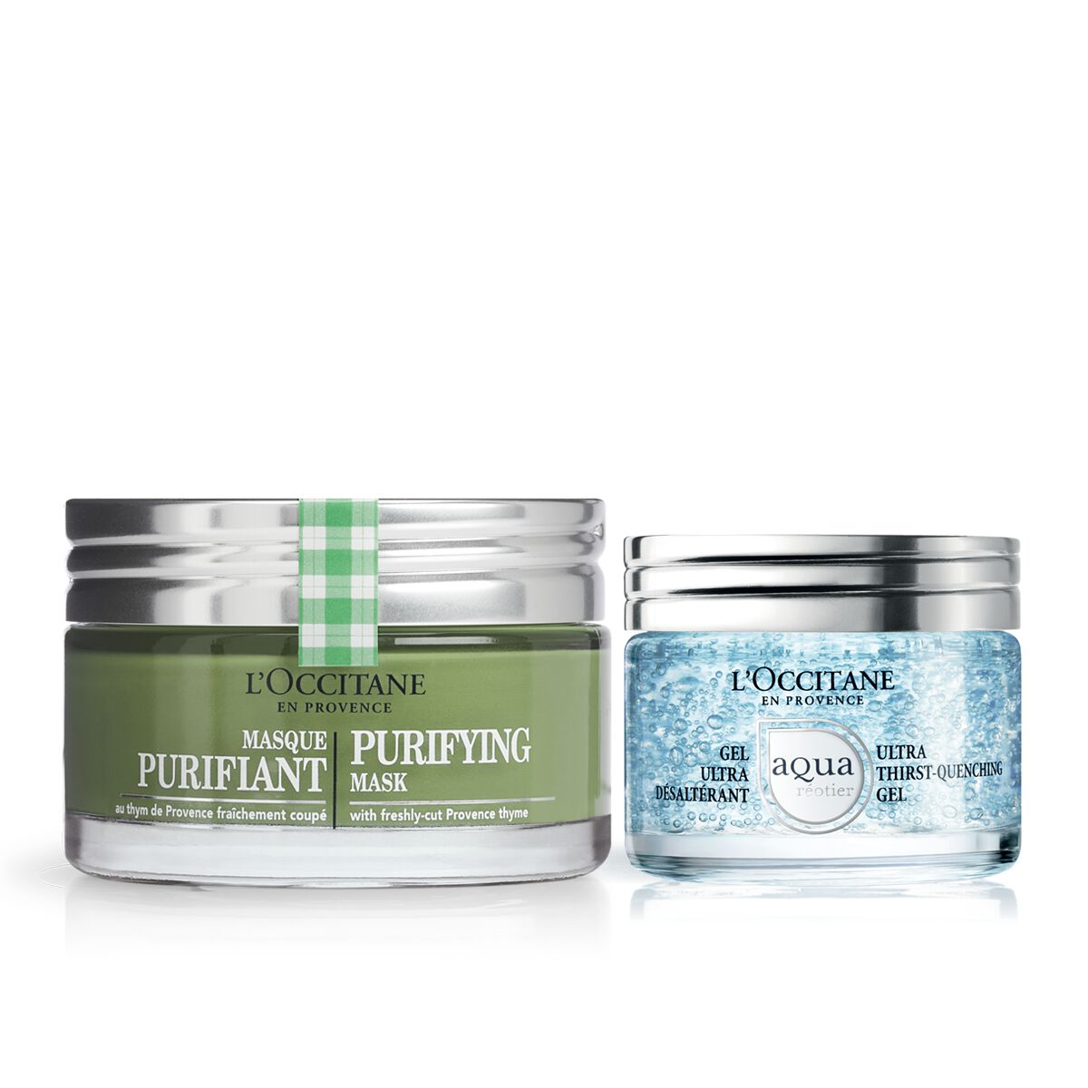 Purifying & Hydrating Skincare Duo
