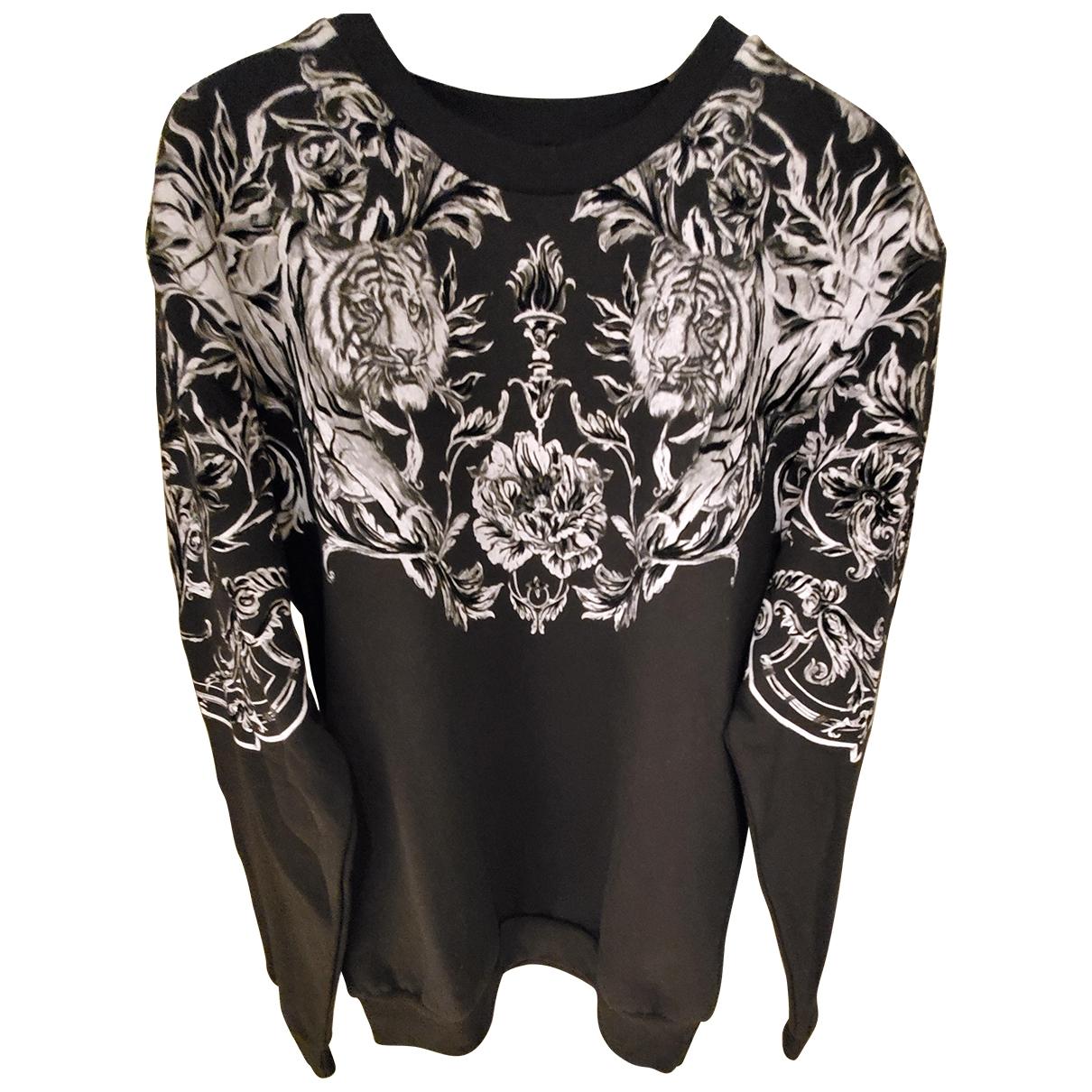 Zara \N Black Cotton Knitwear & Sweatshirts for Men S International