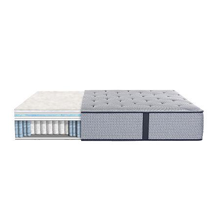 Serta Perfect Sleeper Kingsburg Luxury Firm - Mattress Only, One Size , Blue