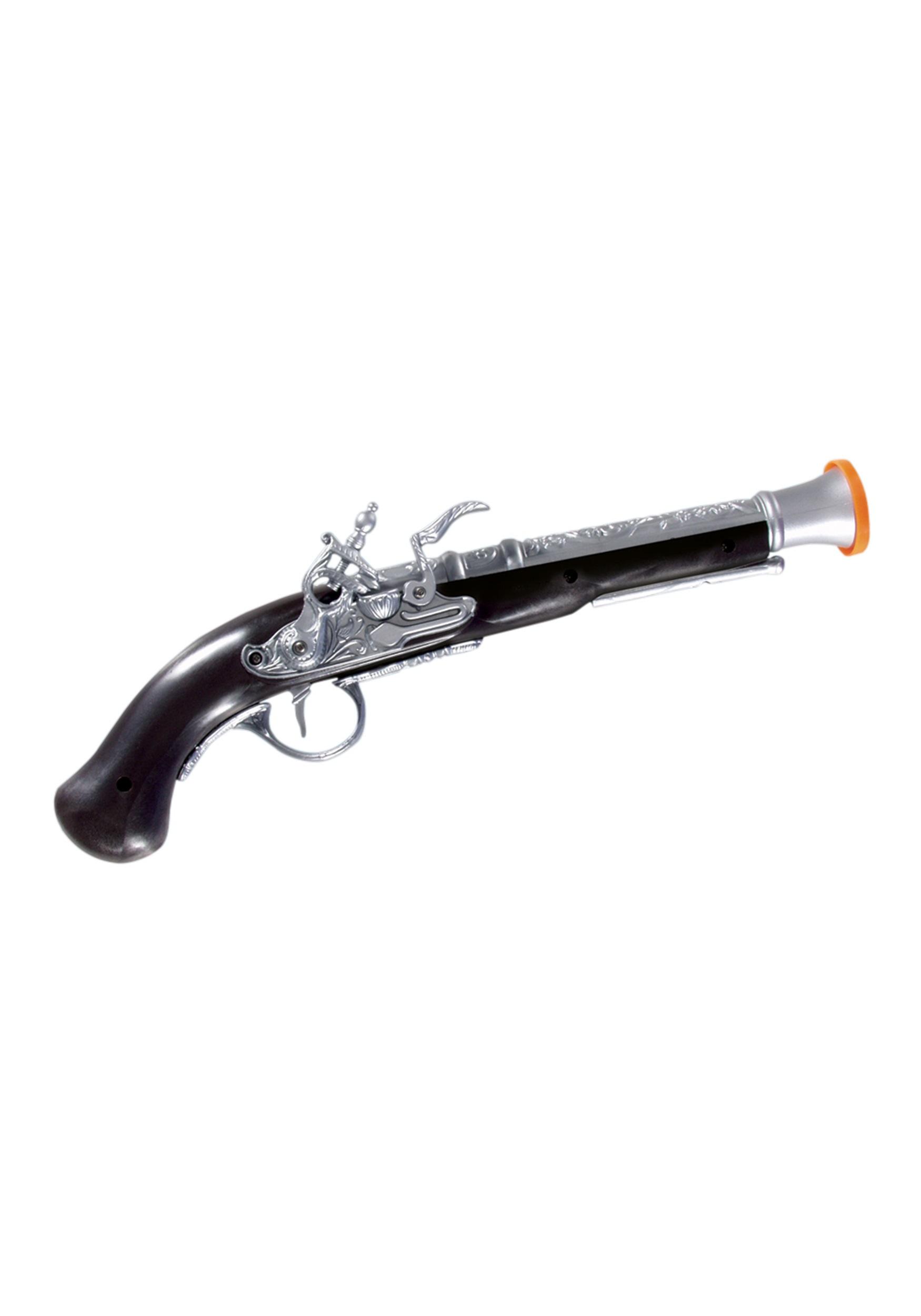 Toy Pirate Pistol Gun