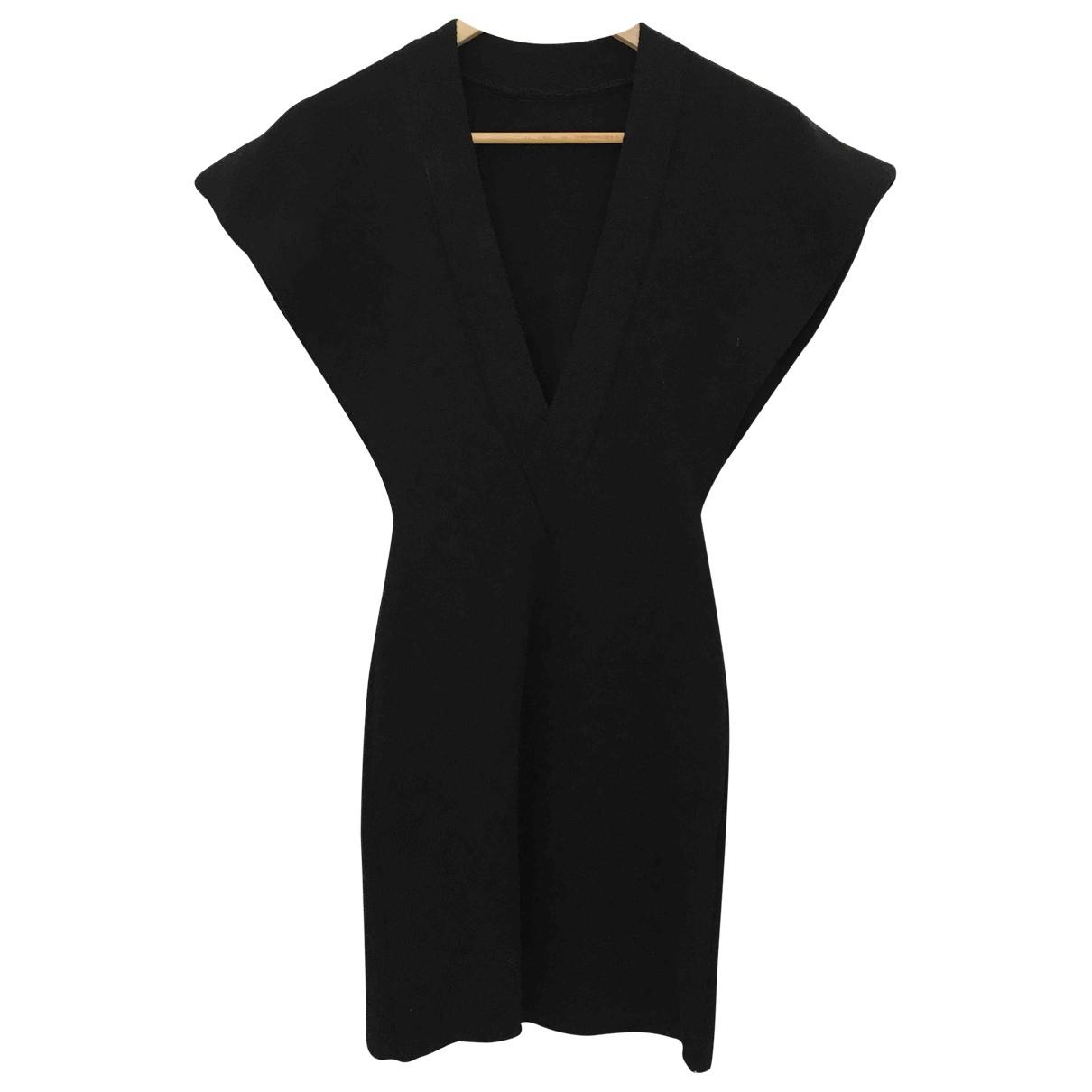Jacquemus Les Santons de Provence Black Cotton dress for Women 36 FR