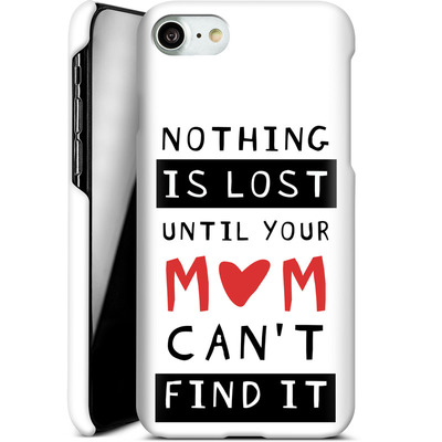 Apple iPhone 7 Smartphone Huelle - Nothing is Lost von caseable Designs