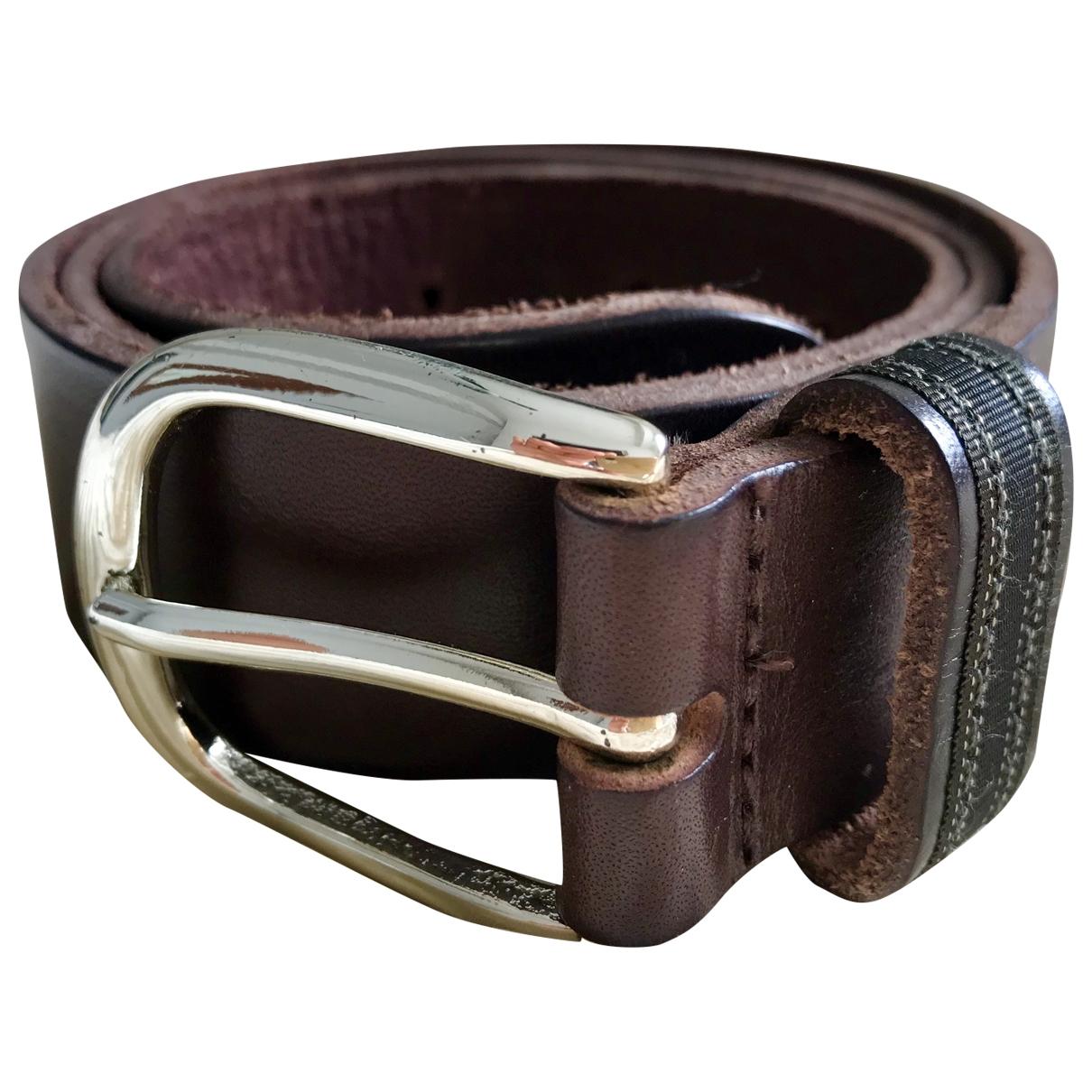 Cinturon / tirantes de Cuero Hackett London