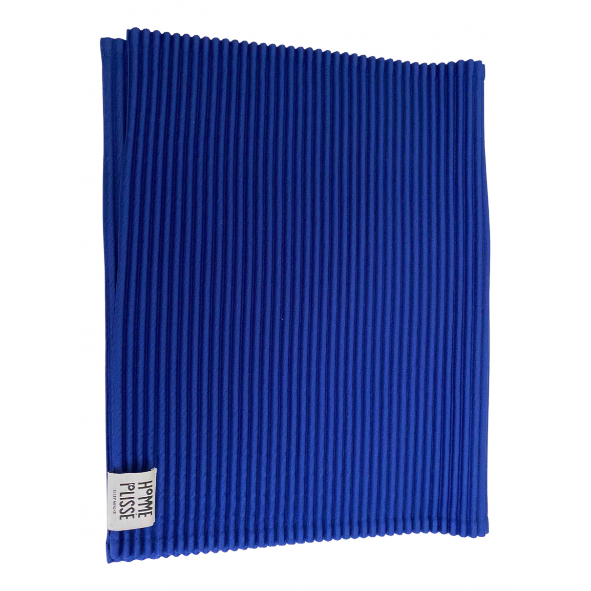 Issey Miyake - Petite maroquinerie   pour homme - bleu