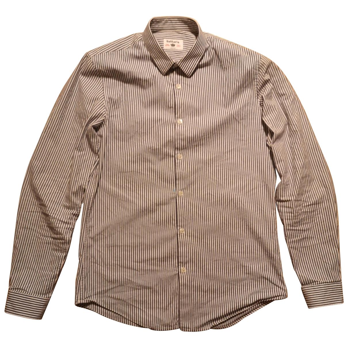 Balibaris - Chemises   pour homme en coton