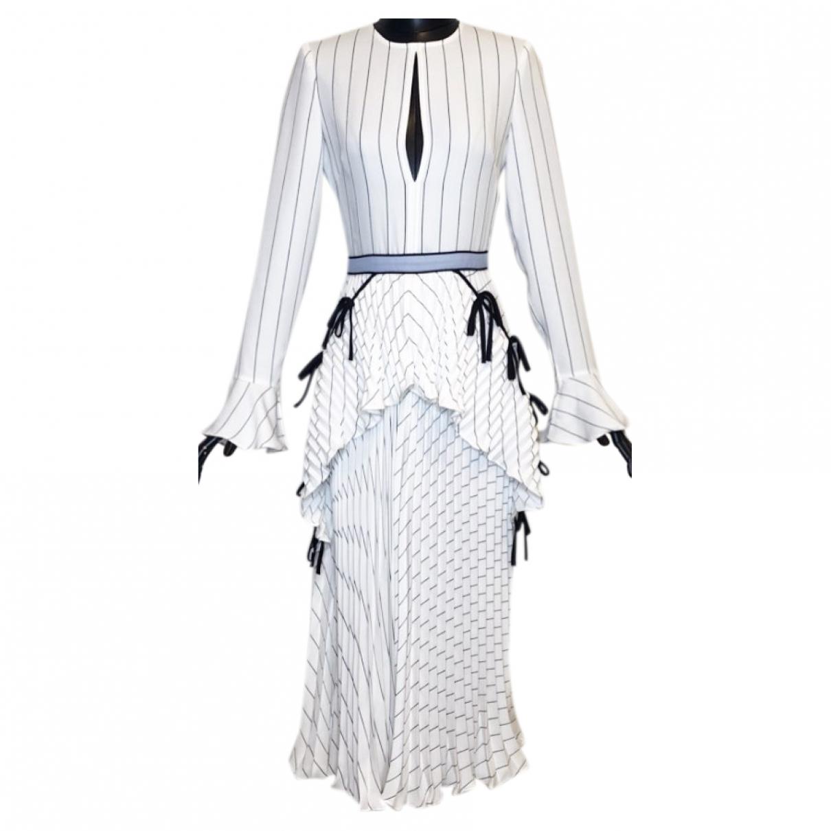 Self Portrait \N White dress for Women 4 UK