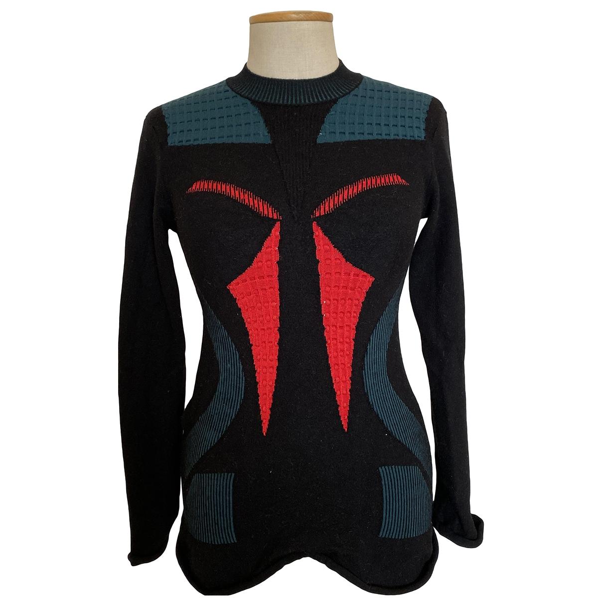Louis Vuitton - Pull   pour femme en laine - multicolore