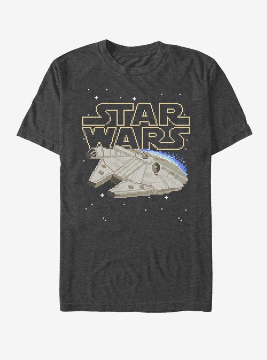Star Wars Falcon Squared T-Shirt