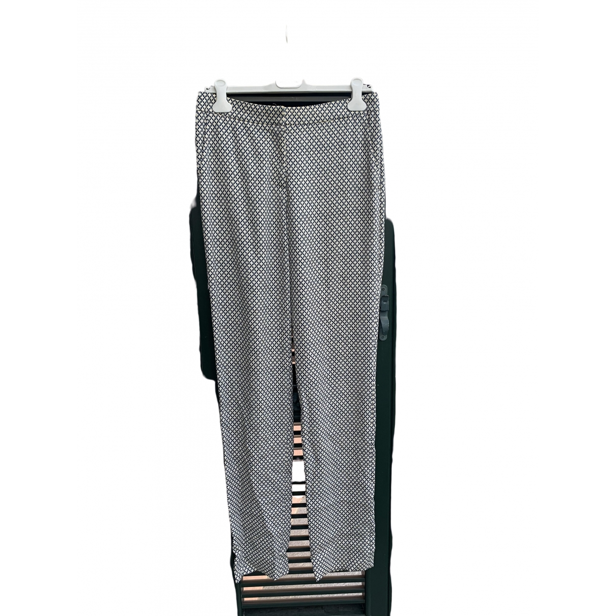 Stella Mccartney \N Multicolour Spandex Trousers for Women 40 FR