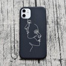 iPhone Schutzhuelle mit abstraktem Muster
