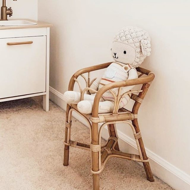 Poppie Doll High Chair