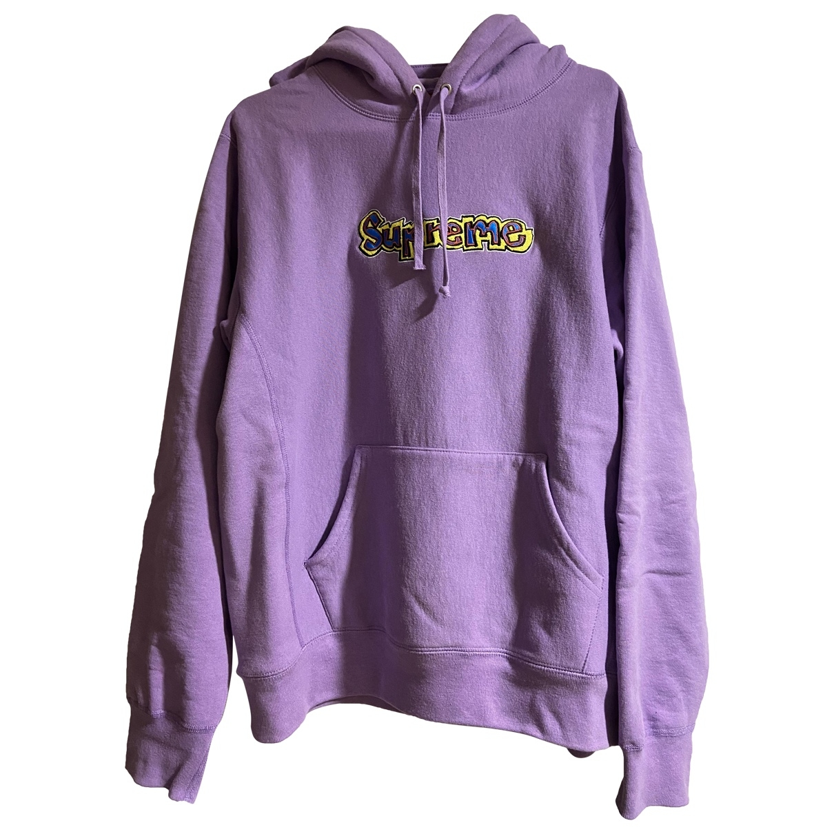 Supreme \N Purple Cotton Knitwear & Sweatshirts for Men M International