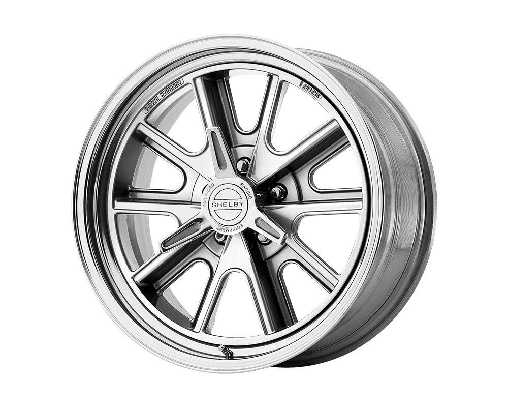 American Racing VN427 Shelby Cobra Wheel 15x14 Blank +0mm Polished