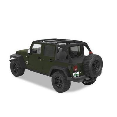 Pavement Ends Cargo Cover (Black Diamond) - 41829-35