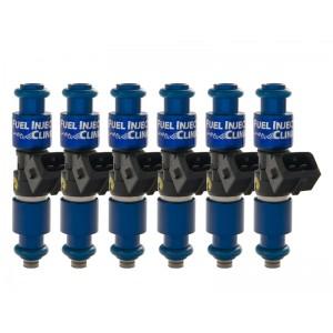 Fuel Injector Clinic ISC-1200H-6 Six Cylinder 1200cc Custom Injector Set