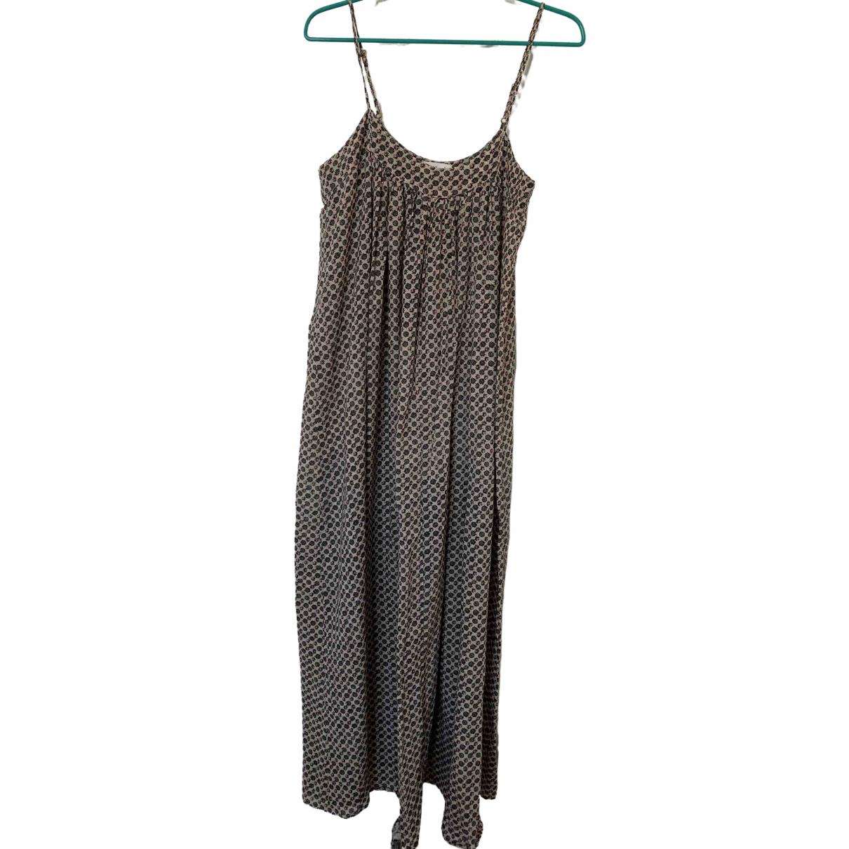 Swildens \N Multicolour Cotton dress for Women One Size FR
