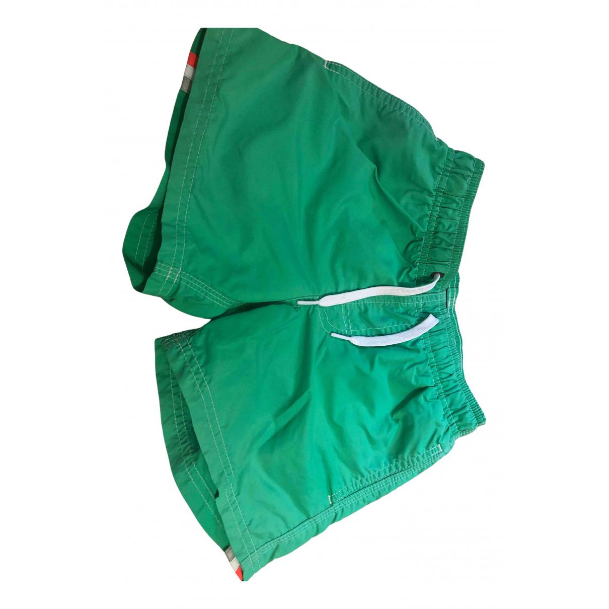 Sundek - Short   pour enfant - vert