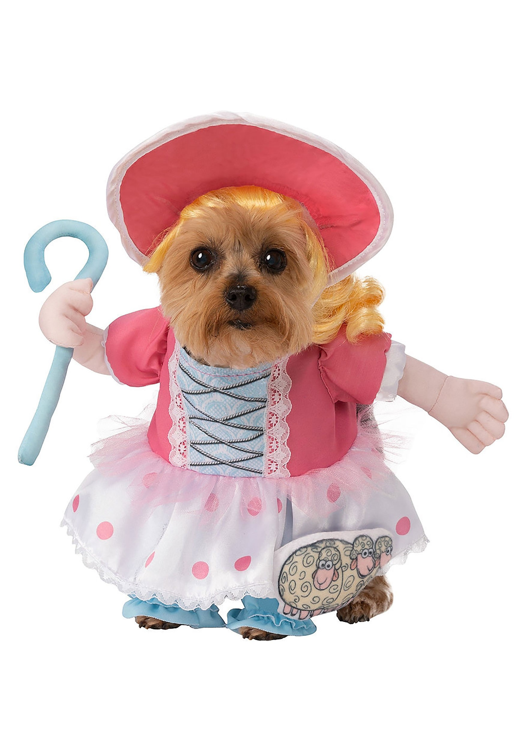 Toy Story Bo Peep Costume for Dogs