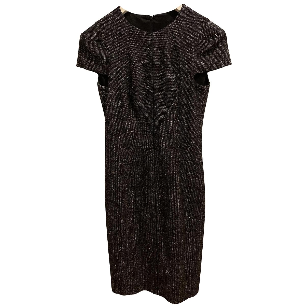 Vestido midi Versace