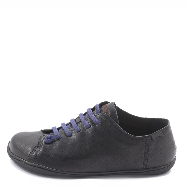 Camper, 17665 Peu Cami Men's Sneaker, black-blue Größe 40