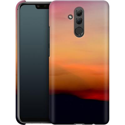 Huawei Mate 20 Lite Smartphone Huelle - Sunset von Joy StClaire