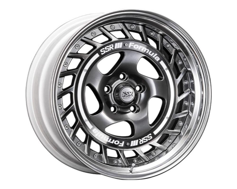 SSR Formula Aero Spoke Wheel 18x12