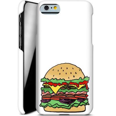 Apple iPhone 6s Smartphone Huelle - Burger  von caseable Designs