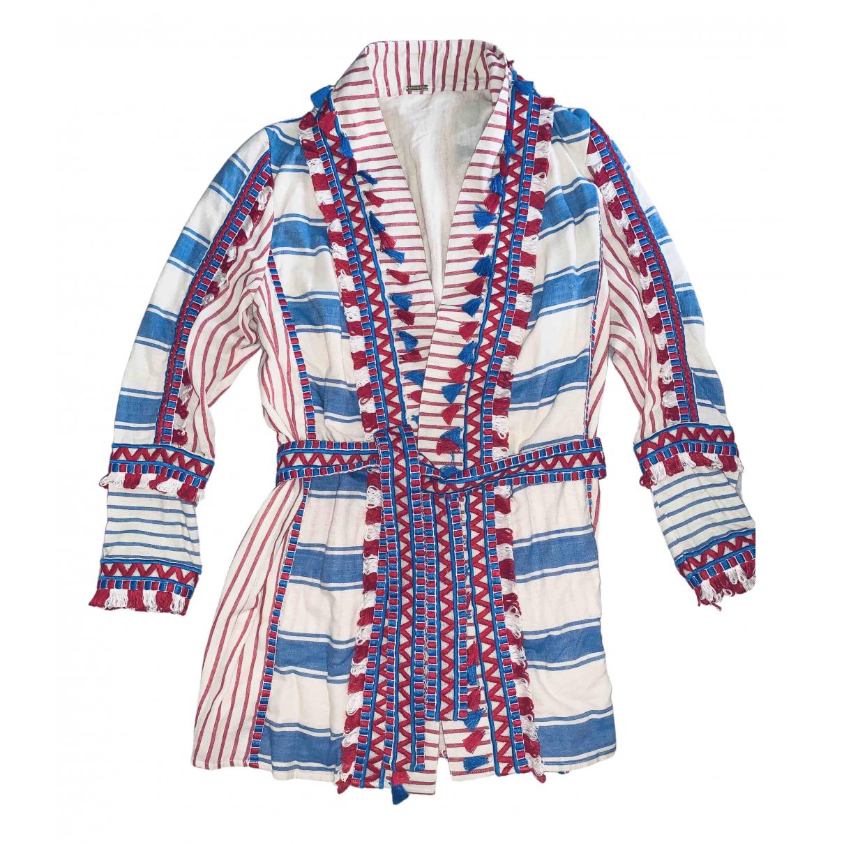Dodo Bar Or - Veste   pour femme en coton - multicolore