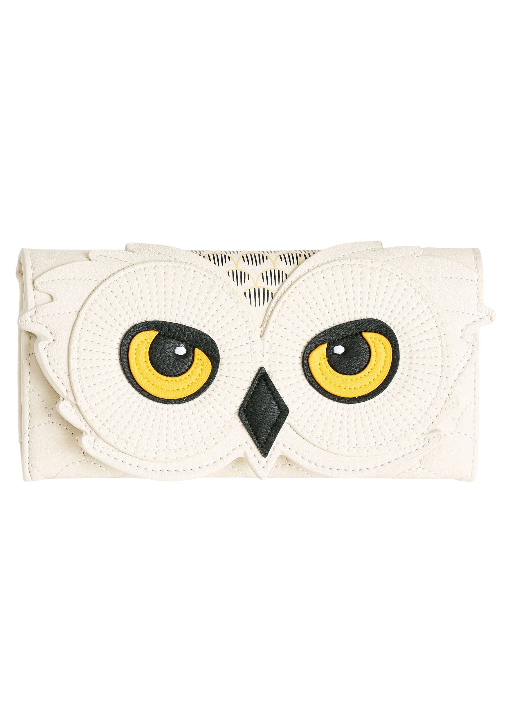 Loungefly Harry Potter Hedwig Faux Leather Trifold Wallet