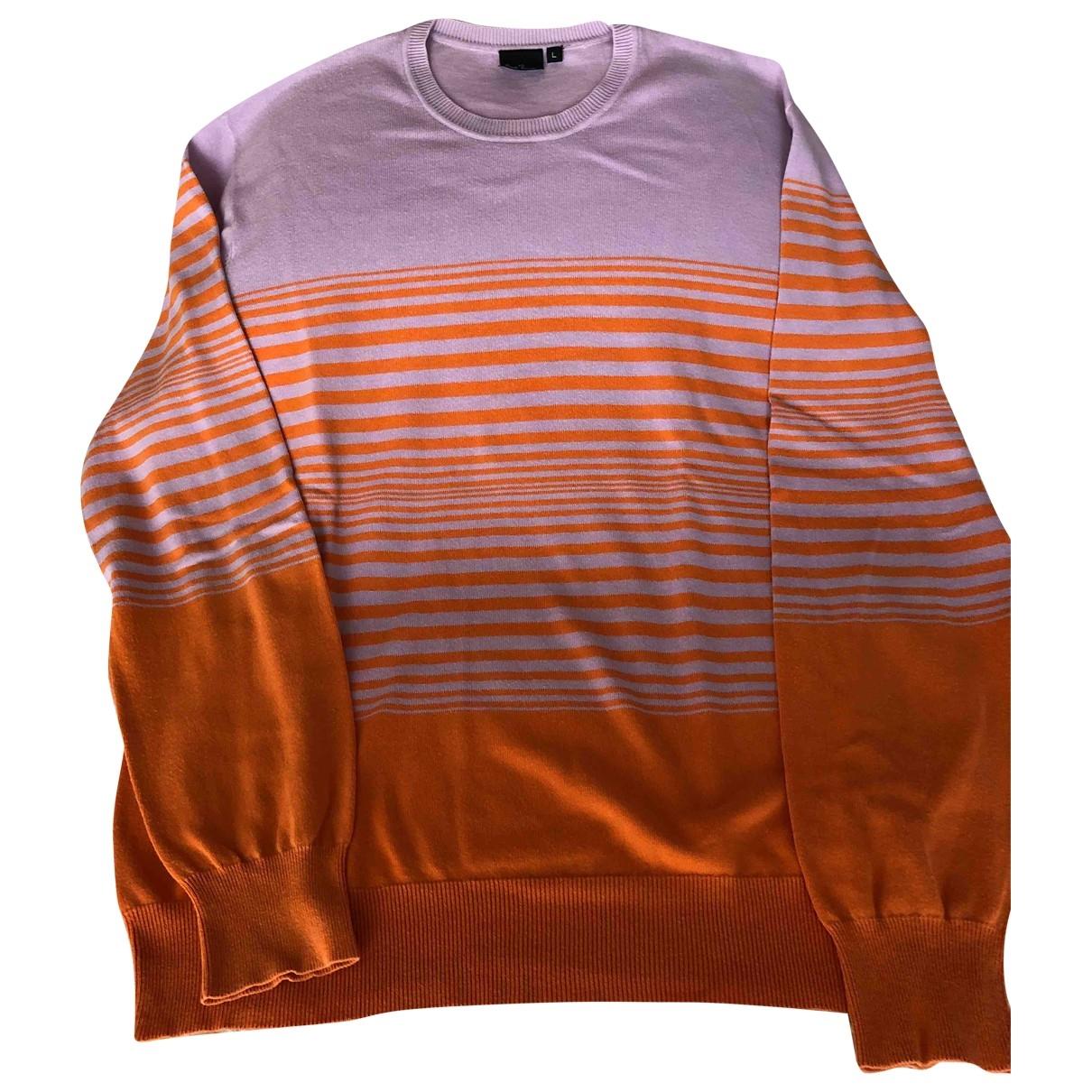 Paul Smith \N Pullover.Westen.Sweatshirts  in  Bunt Baumwolle