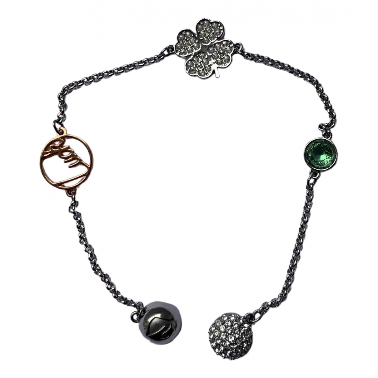 Swarovski N Silver Crystal bracelet for Women N