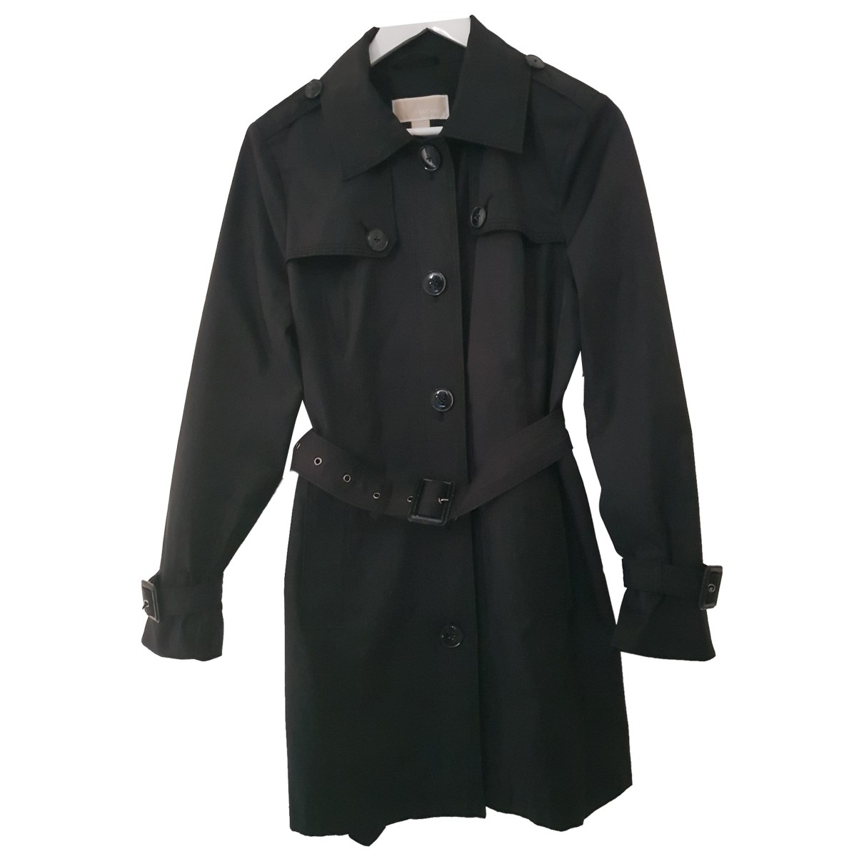 Michael Kors \N Trench in  Braun Polyester