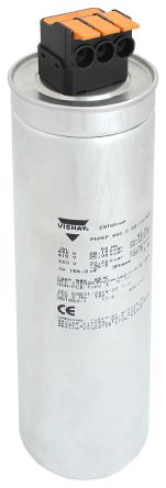 Vishay Power Factor Correction Capacitor (PFC) 3 x 154μF 28.1kvar 3 (4)