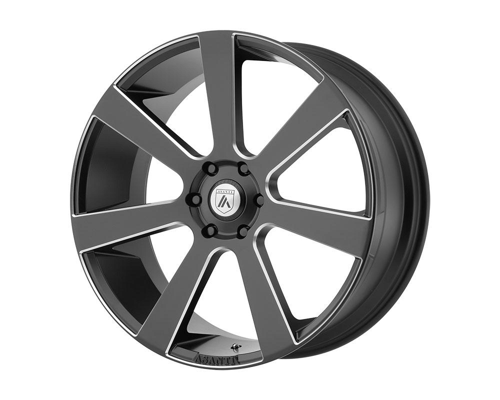 Asanti ABL15-24905235BM Black ABL-15 Apollo Wheel 24x9 5x5x120 +35mm Satin Black Milled