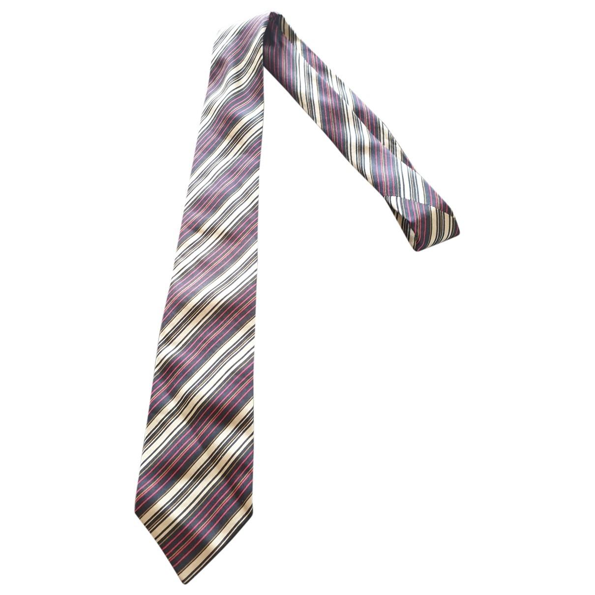 Dior Homme - Cravates   pour homme en soie - blanc