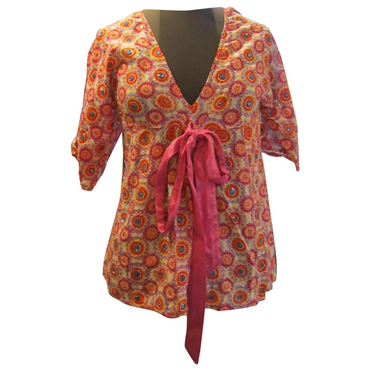 Antik Batik \N Multicolour Cotton  top for Women M International
