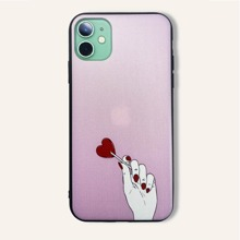 Heart Lollipop iPhone Case
